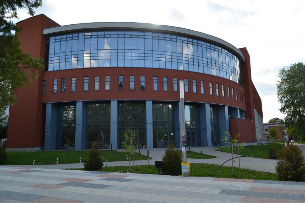 Library Building of University Politehnica of  Bucharest